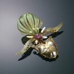 Georges-Fouquet-Orchid-brooch