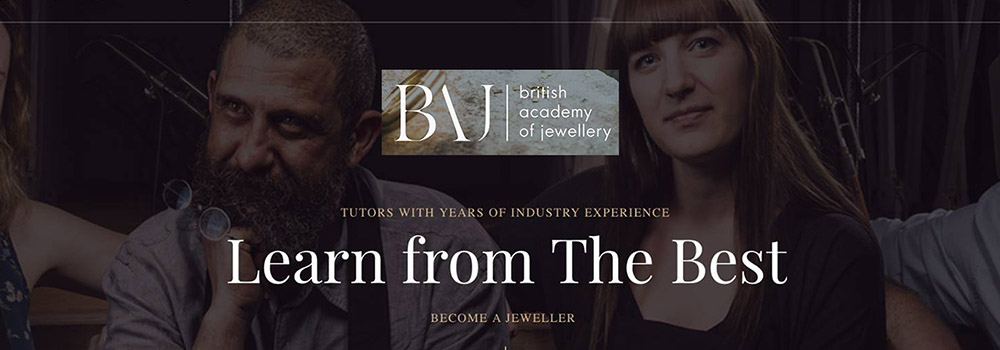 Discount on British Academy of Jewellery Courses